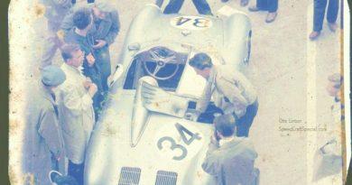 Porsche 356 A/4 Le Mans 1956