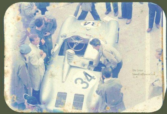 Porsche 356 A/4 Le Mans 1956 1
