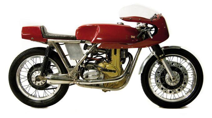 1964 Matchless Rickman MetisseG50 4