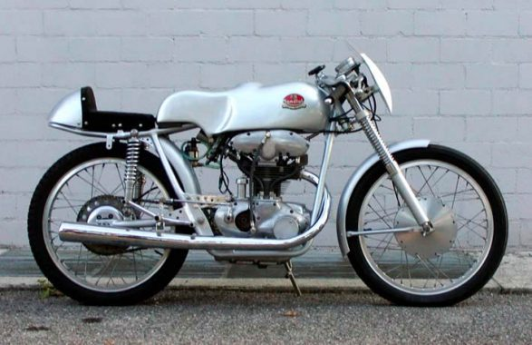 FB-Mondial 125 Bialbero works