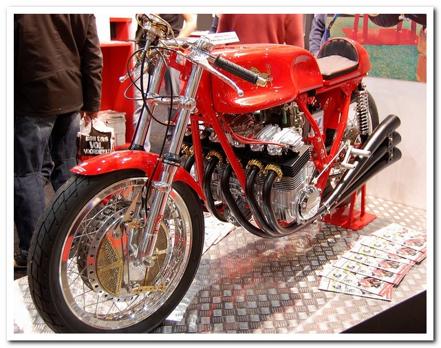 Benelli 750-Sei - Race Bike
