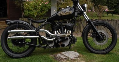 Blackbird - 741 Indian Scout