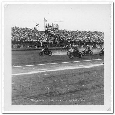 AMA Langorne Start 1946
