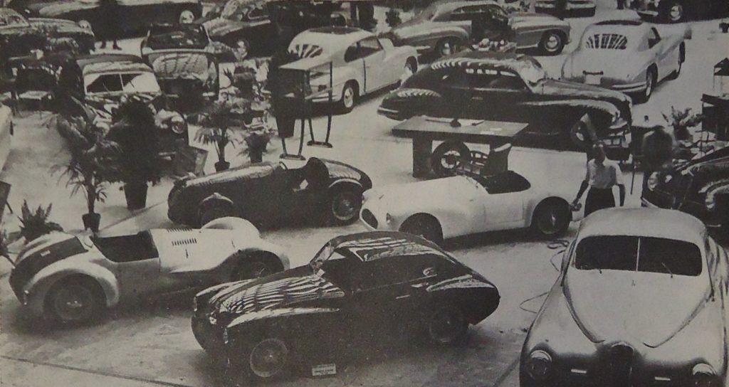 Siata prototypes 1949