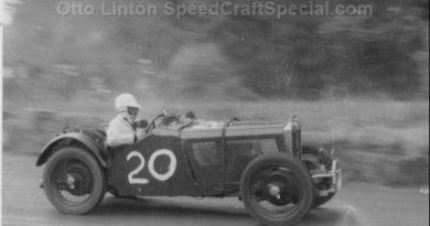 Otto Linton's MG J4