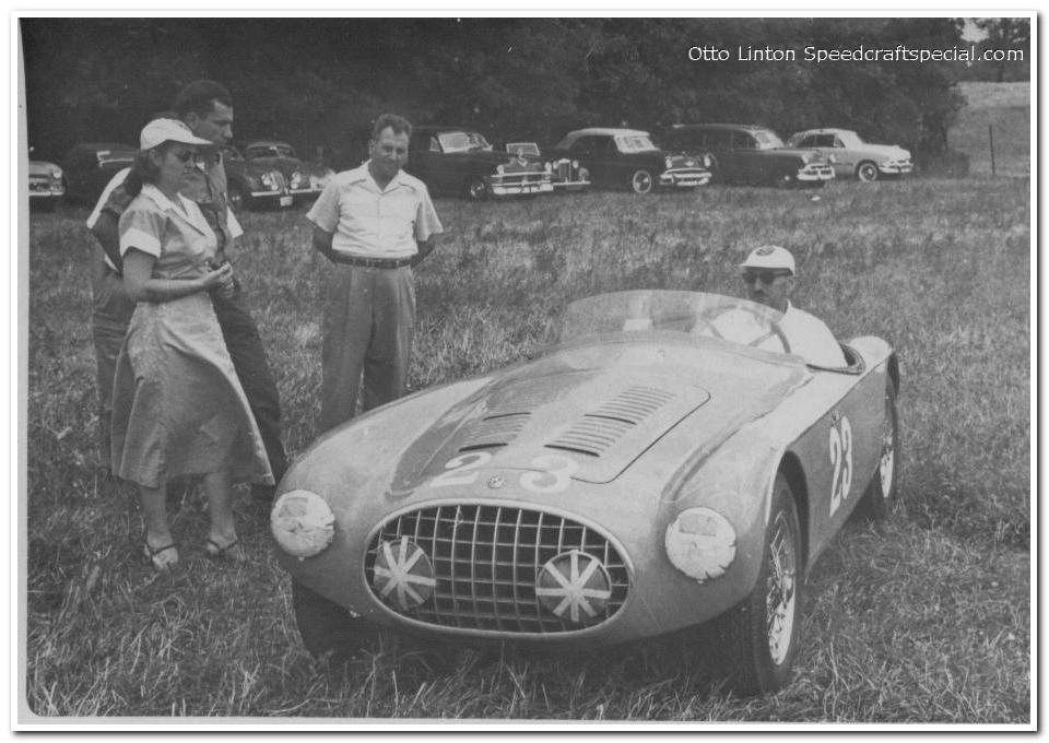 Otto Linton's OSCA MT4 #1114 4