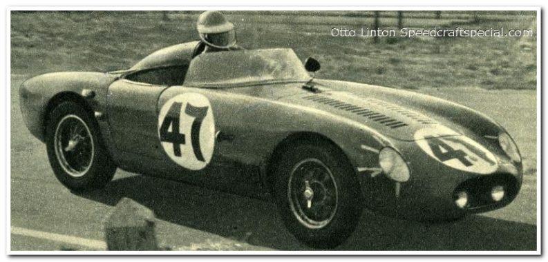 Otto Linton's OSCA #1178 1