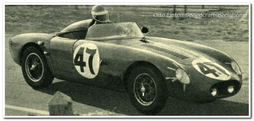 Otto Linton's OSCA #1178 3